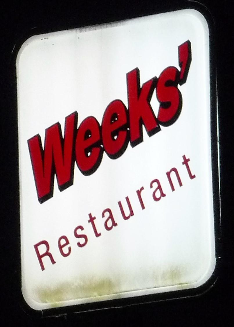 Weeks Restaurant 710 Ste Genevieve
